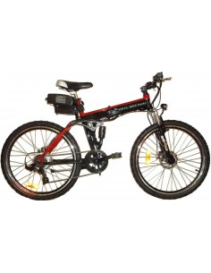 "Porta-Bike Punta - 26"" electric foldable bicycle"