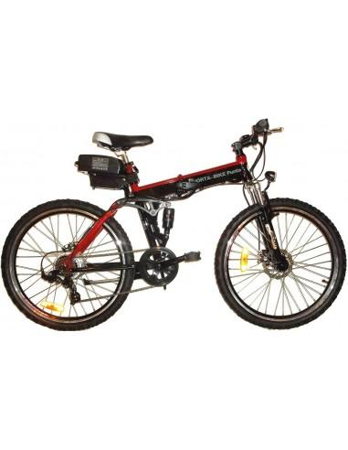 "Porta-Bike Punta - 26"" electric foldable bicycle"